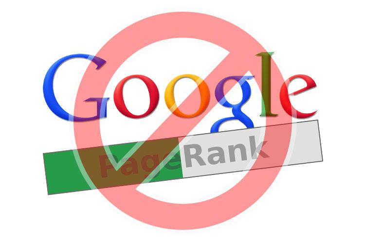 Megszűnt a Google Pagerank, mostantól halott, törölte a Google