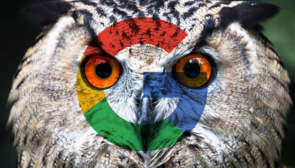 Lecsap a Google Bagoly az átverős oldalakra!