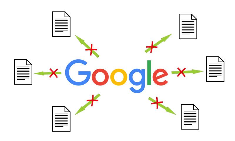 Hová tűnt az weboldalunk a Google találati listájából? - Google Büntetés?