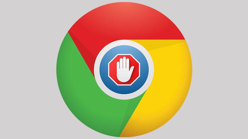 Valentin nap után debütál a Google Chrome reklámblokkolója!