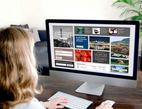 A helyi vállalkozók jövője: az internetes megjelenés